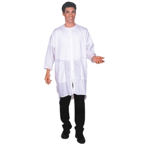 Scalpmaster Nylon Crinkle Uniform White (3034)