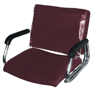 Scalpmaster Square Chair Back Cover Transparent V