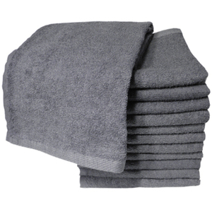 Soft 'n Style Bleach Proof Towel Charcoal (TOW-7