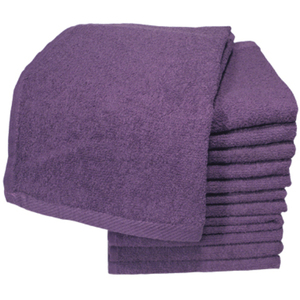 Soft 'n Style Bleach Proof Towel Eggplant (TOW-7