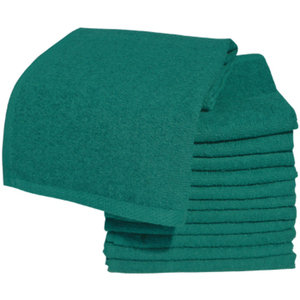 Soft 'n Style Bleach Proof Towel Hunter Green (T