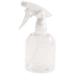 Soft 'n Style Clear Spray Bottle 16 oz. (8031)