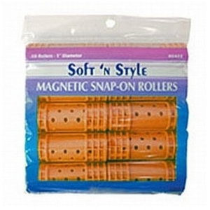 Soft 'n Style Extra Jumbo Magnetic Snap Roller (00