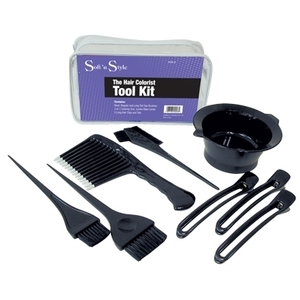 Soft 'n Style Hair Colorist Tool Kit (HCK-9)