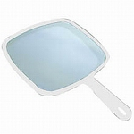 "Soft 'n Style Make-Up Mirror 8"" X 9"" White (SNS-11"