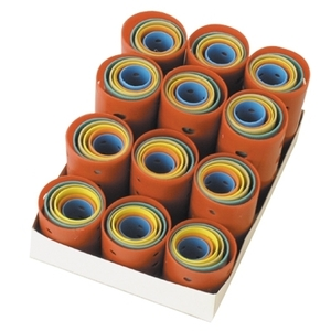 Soft 'n Style Smooth Roller Flat Pack (695X)