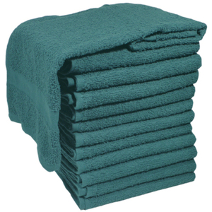 "Soft 'n Style Terry Towel 2-12"" Lbs. Hunter Gre"