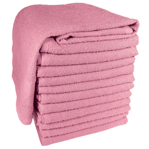"Soft 'n Style Terry Towel 2-12"" Lbs. Mauve (TOW"