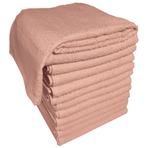 "Soft 'n Style Terry Towel 2-12"" Lbs. Peach (TOW"