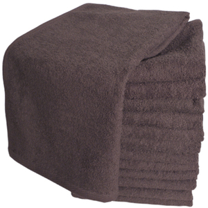 Soft 'n Style Terry Towel 3 Lbs. Brown (TOW-9-BR