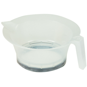 Soft 'n Style Tint Bowl Clear (SC-BOWLC)