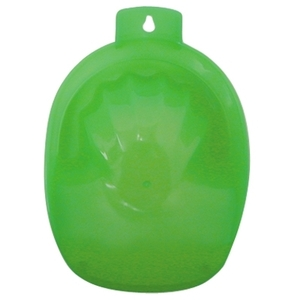 Soft 'n Style Translucent Manicure Bowl Green (1