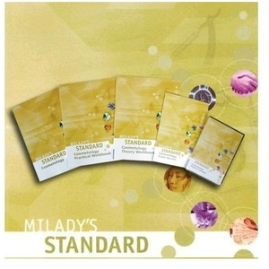 2004 Milady Bundle Hard Review CD & Study Guide (M