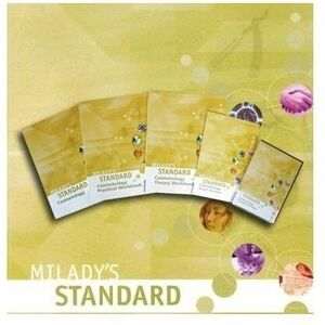 2004 Milady Bundle Soft Review CD Study Guide (M