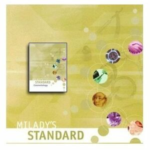 2004 Milady Cosmetology Textbook Hardcover (M8799)