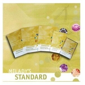2004 Milady Hard Bundle TextReview Workbooks CD-R