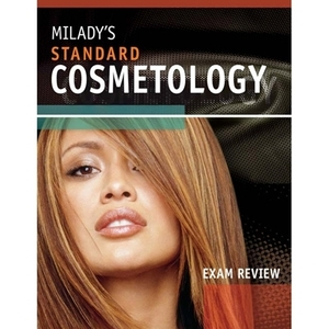 2008 Milady Exam Review Cosmetology (M9433)