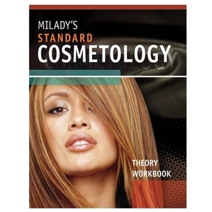 2008 Milady Theory Workbook Cosmetology (M9417)
