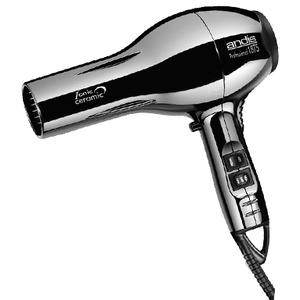 Andis Black Chrome Ceramic 1875W Dryer (A82005)