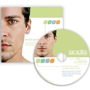 "Andis DVD ""Reverse Blending"" (A12390)"