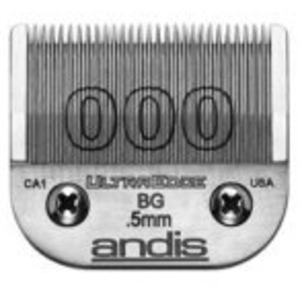 Andis Replacement Blade 3 -34 BG MBG 12D-4Mm (A6