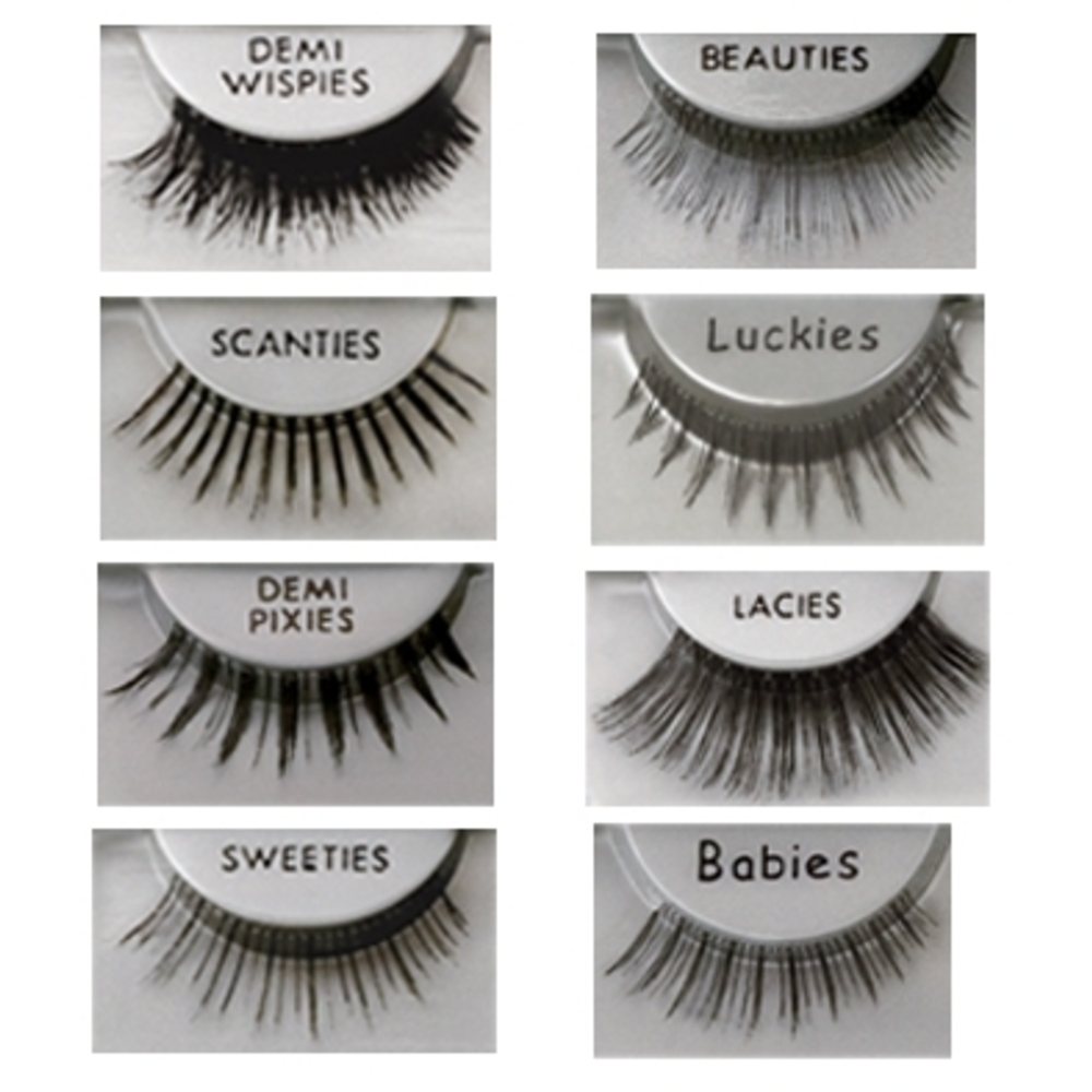 Natural Eyelashes Beauties Black by ardell #19