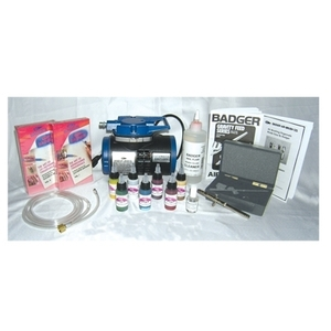 Badger Professional Air Brush System (ABUPROFL)
