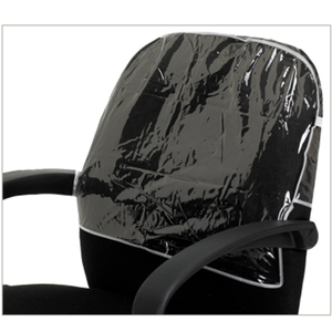 Betty Dain Round Chair Cover Clear Only (BD197)