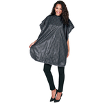 Betty Dain Shampoo Cape Solar Print Black (BD391