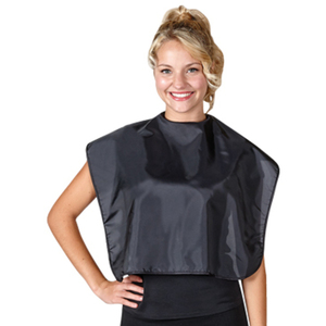 Betty Dain Shortie Cape 23X30 Velcro Black (