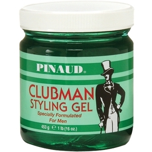 Pinaud-Clubman Styling Gel 16 oz. Jar 12 Pack