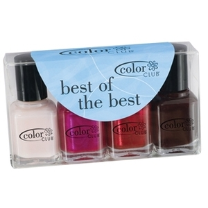 Color Club Mini Best Of The Best 4 Pieces (05DM4