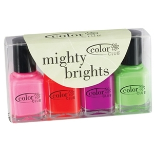 Color Club Mini Mighty Brights (05DM4MB)