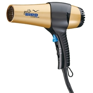 Conairpro 1875W Gold Turbo Power Dryer With Pik (C