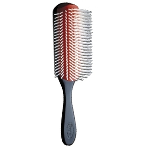 Denman Cushion Brush Nylon Bristles 9 Row (D4)