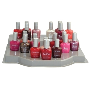 Flossie Display With 20 Nail Enamel Colors (FD-891