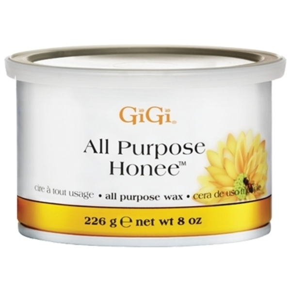 GiGi All-Purpose All-Natural Honee Wax 8 oz. Jar