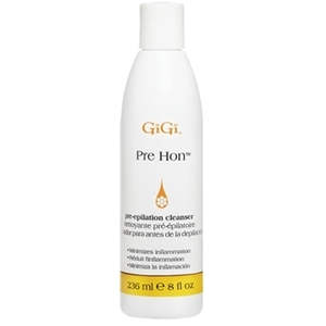 GiGi Pre-Hon Cleansing Lotion 8 oz. Bottle (GG-0