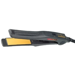 "Gold 'n Hot 1"" Prof Ceramic Straightening Iron Wit"