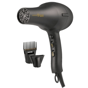 Gold 'n Hot 1875 Accusilver Tourmaline Turbo Dryer