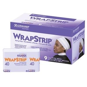 Graham Wrap Strip Styling Strips 40 Pack 9 Pac