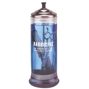 King Research Barbicide Disinfecting Jar 37 oz.