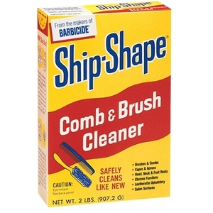 King Research Ship Shape Comb & Brush Cleaner 2