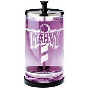 Marvy Manicurist's Jar 25 oz. With Removable Bas