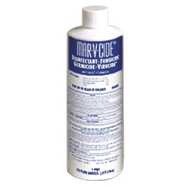 Marvy Mar-V-Cide Disinfectant & Germicide 1 Pint