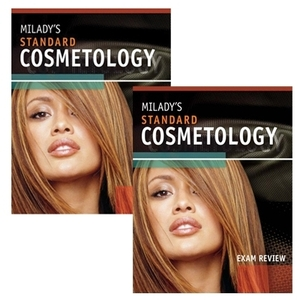 Milady 2008 Cosmetology Hard Text W Exam Review (M
