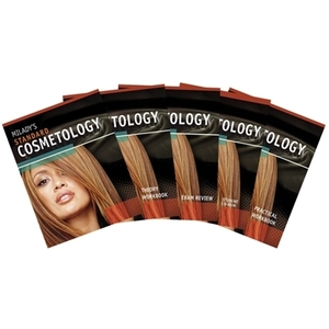 Milady 2008 Soft Bundle TextReview Workbooks CD-R