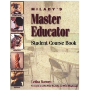 Milady Master Educator Student Course Book (M582X)