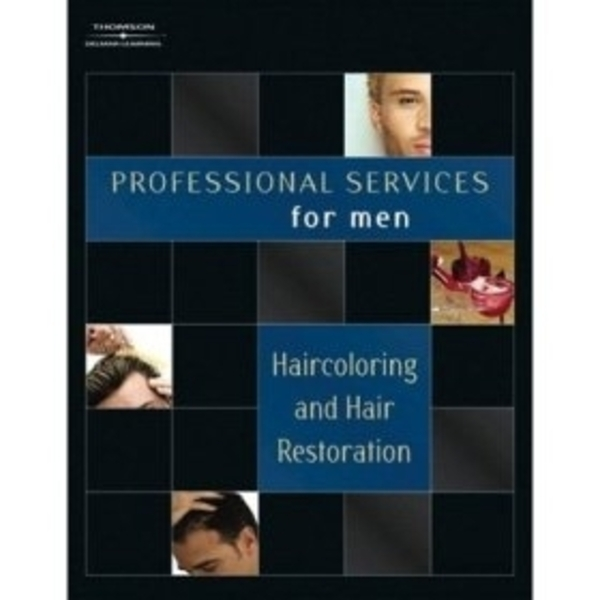 Milady's Men's Services Hair Color Restoration (M