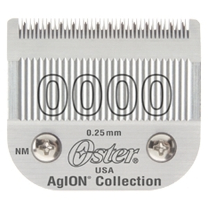 Oster Blade 0000 Shave-L Ike Cut For Model 76 (7